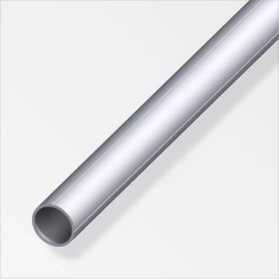 combitech® Rundrohr Ø 11,5X1,5 mm - Aluminium, blank 2,5 m