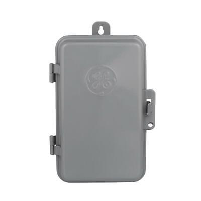 Ge 24-hour Outdoor Mechanical Box Timer Onoff Dpdt