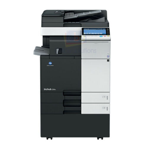 Konica Minolta Bizhub 364 A3 Mono Laser Copier Printer Scanner Mfp 36 Ppm 284