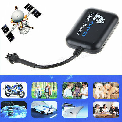 Real Time GPS Tracker GSM/GPRS Tracking Tool for Car Vehicle Motorcycle Bike