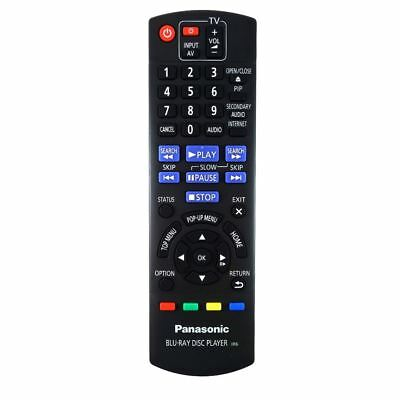 NEW Genuine Panasonic DMP-BD79 / DMPBD79 Blue-Ray Disc Player Remote Control