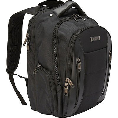 Kenneth Cole Reaction An Easy Place Laptop Backpack Business  Laptop Backpack