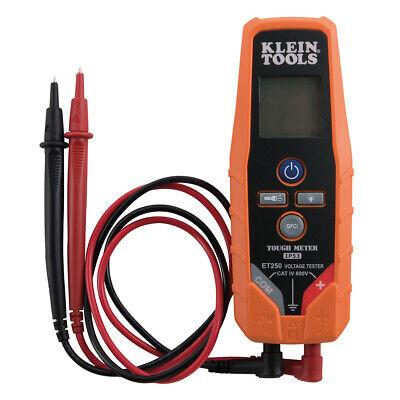 Klein Tools Et250 Acdc Voltagecontinuity Tester