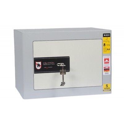TRESOR nach S1 EN 14450 / SAFE Möbeltresor Wertschutztresor HxBxT 250x350x260mm