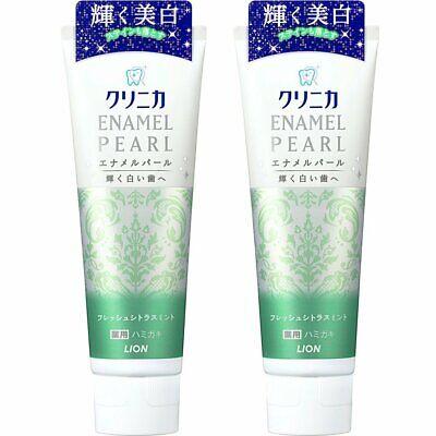 Toothpaste Clinica enamel pearl Fresh Citrus mint 130 g Lion ()