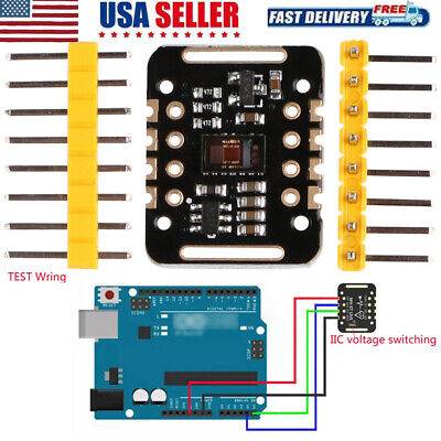 Max30102 Blood Oxygen Sensor Heart-rate Sensor Module Compatible With Arduino