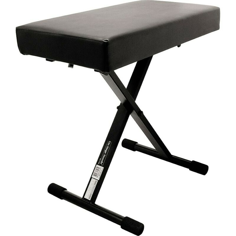 On-Stage Stands KT7800+ Keyboard Bench