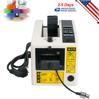 Automatic Auto Tape Dispensers Electric Adhesive Tape Cutter Packing Machine Usa
