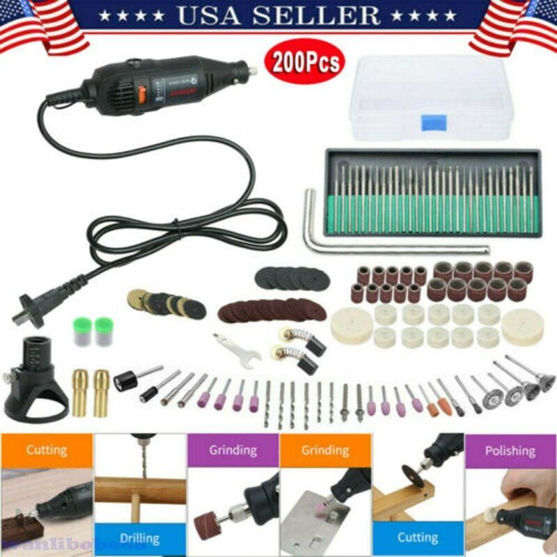 Dremel 200 Series Rotary Tool Kit