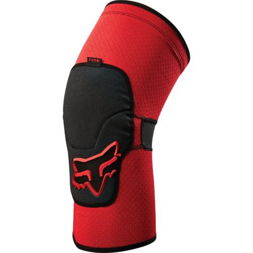 Fox Racing Launch Enduro Knee Pad Red Medium