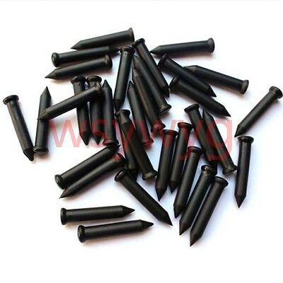 100pcs 125KHz EM RFID Proximity Hard Plastic Nail Tag Token Waterproof Compact