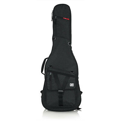 Gator Cases Electric Guitar Gig Bag Black Water Resistant Padded Protective