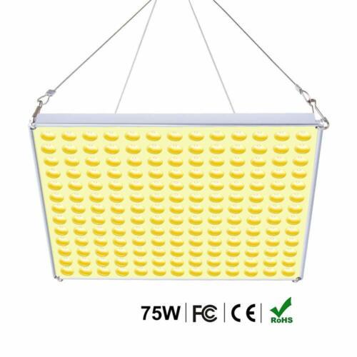 Led Grow Light 75W Full Spectrum Plant Light for Greenhouse