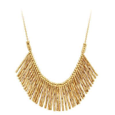 Gorjana Kylie Fan Gold Necklace 165105G