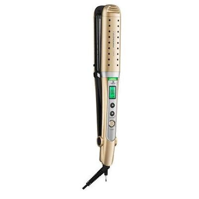 TESCOM TTH2610-N Negative ion Multi hair Iron 6 way Gold Japan with Tracking