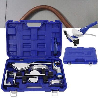 Tube Bender Hvac Refrigeration Ratchet Tubing Bender Soft Copper Aluminum Tubing