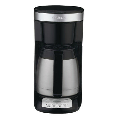 Cuisinart Cbc 1600Pcfr Flavorbrew  10 Cup Programmable Coffeemaker   Refurbished