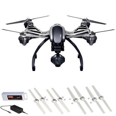 Yuneec Q500 4K Typhoon RTF Quadcopter Drone - YUNQ4KUS Deluxe Bundle