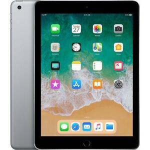 Tablette Apple iPad 9.7 Pouce 128GB A10 WI-FI 6E GEN Noir / Gris MR7J2CL/A - ( NEUF ET SCELLÉ ) - BESTCOST.CA