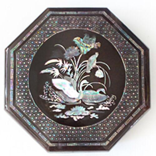 Korean traditional accessory wood box