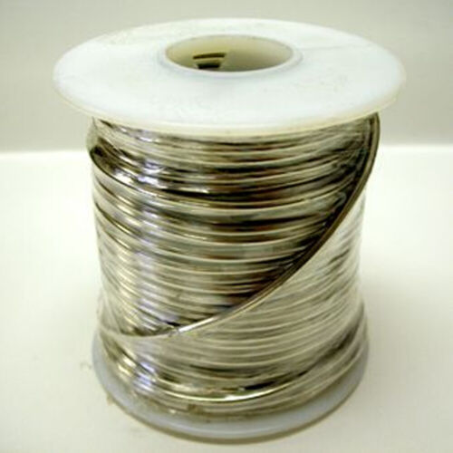 Tinned Copper Wire - 18 Gauge - 1lb.