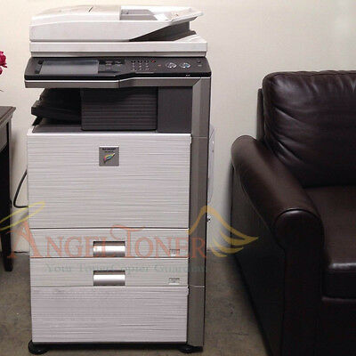 Sharp MX 4101N Multifunction Color Laser Copier Printer Scanner A3 41 PPM 4101 for sale  Brea