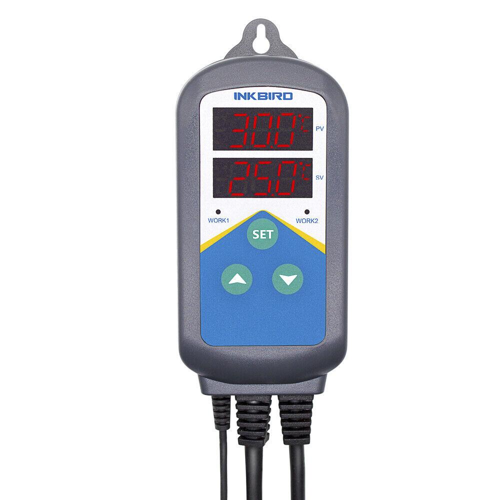 INKBIRD ITC-306S Temperature Controller Timer Temp heater heating control brew