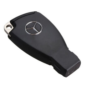MERCEDES BENZ 3 BUTTON SMART KEY REMOTE FOB CASE B C E S CLASS CL CLK SLK ML