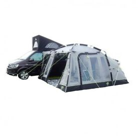 Khyam Motordome Sleeper Drive Away Awning