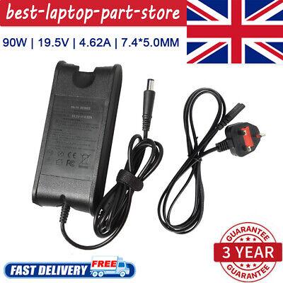 LAPTOP CHARGER ADAPTER For DELL LATITUDE E6320 E6330 E6400 E6410 E6420 PA12 FAST