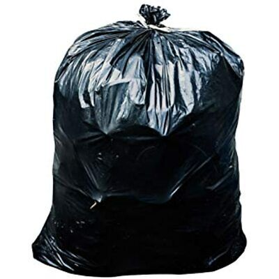 65 Gallon Trash Bags Toter (Black, 50 Garbage Per Case) Industrial &