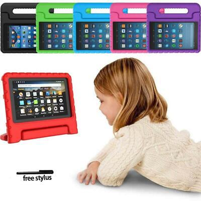 shockproof eva handle kids stand cover case