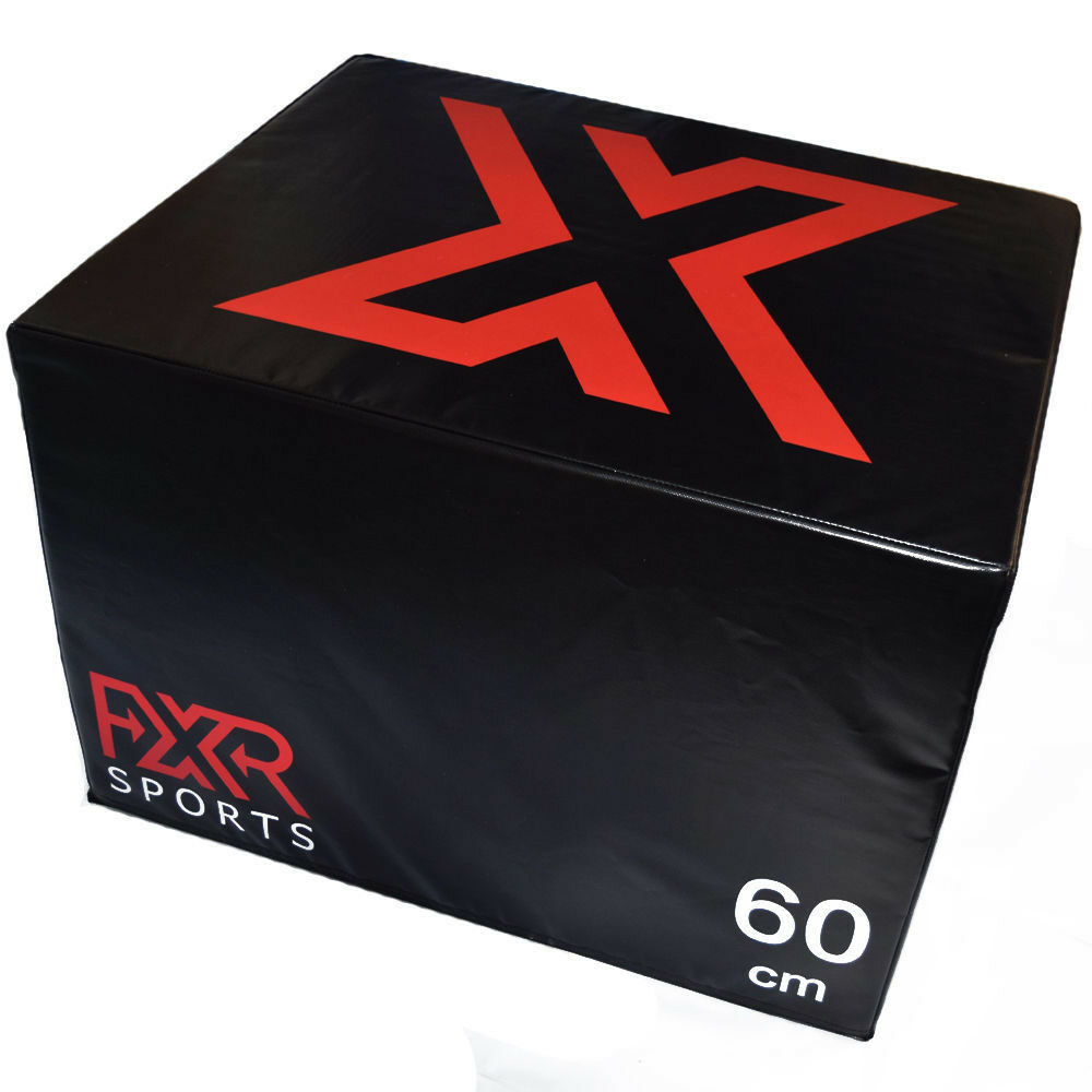 60CM FXR SPORTS FOAM PLYO BOX