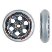 Roller Blade Wheels with Bearings