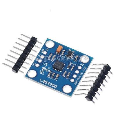 L3g4200d Triple Axis Triaxial Digital Gyroscope Sensor Module Angular Velocity D
