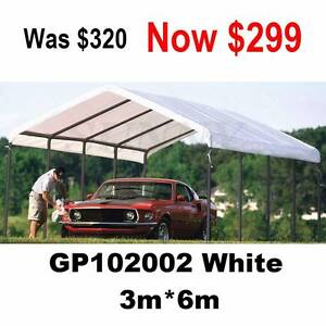 3*6m Gazebo Marquee Car Canopy Wedding Shade Market Tent Derrimut Brimbank Area Preview