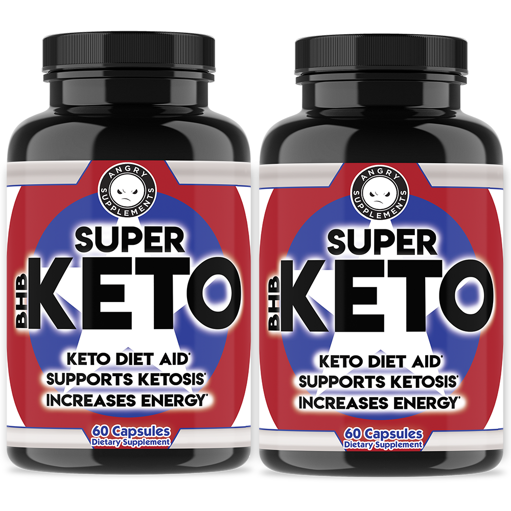 Super Keto BHB Pill Weight Loss Supplement, Support Ketosis,