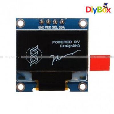 0.96 I2c Iic Serial 128x64 12864 White Oled Lcd Led Display For Arduino Stm32