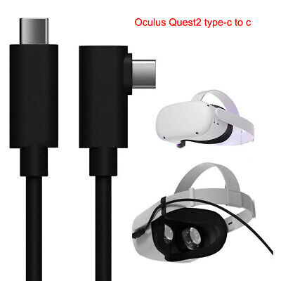 5M USB C Cable Charge Data Line Type C Cable For Oculus...