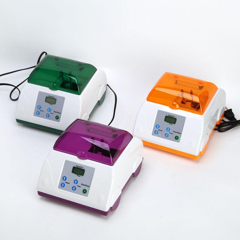 1 Dental Digital Amalgamator machine Triturator Amalgam Mixer Capsule 3 colors