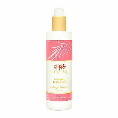 Pure Fiji Orange Blossom Hydrating Body Lotion 350ml/12oz Brand New