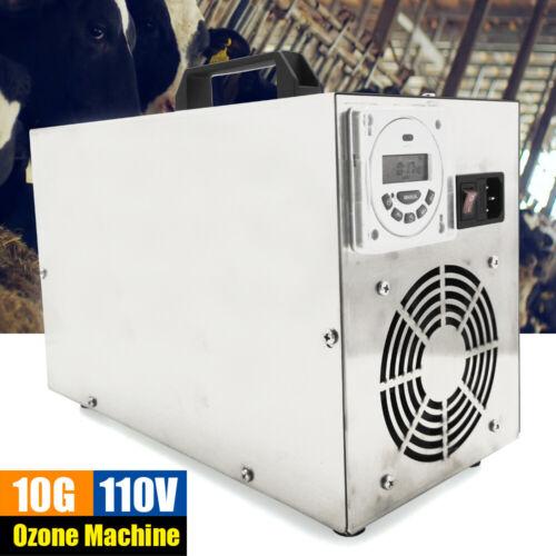 ozone generator o3 air deodorizer purifier
