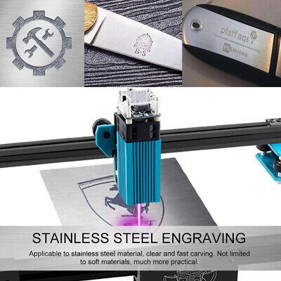 40w Blue Laser Head Engraving Module For Cnc Laser Cutting Engraver Printer P6h9
