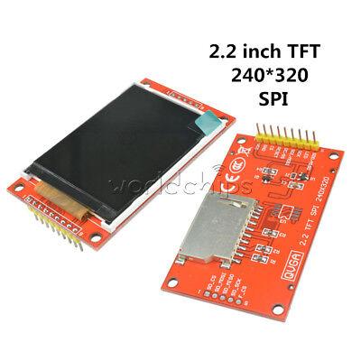 2.2 Inch Tft Lcd Display Module Spi Ili9341 240x320 For 51avrstm32arm Arduino