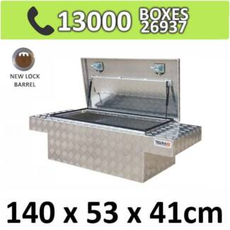 Aluminium Tub Liner Toolbox Truck Ute Trailer Tool boxes 1454