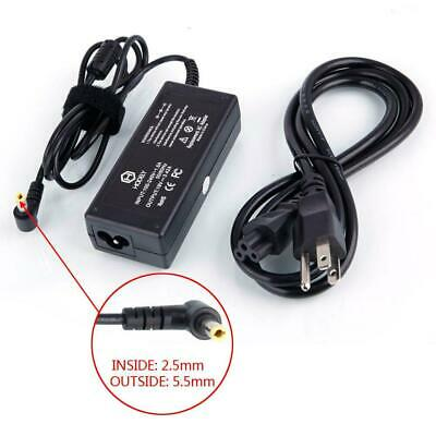 3.42A 19V Laptop AC Adapter Power Supply Charger Cord for Ac