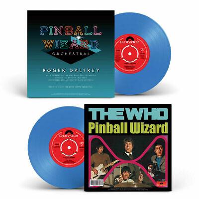 "The Who - Pinball Wizard - NEW 7""  BLUE Vinyl Single   RSD 2019   Roger Daltrey"