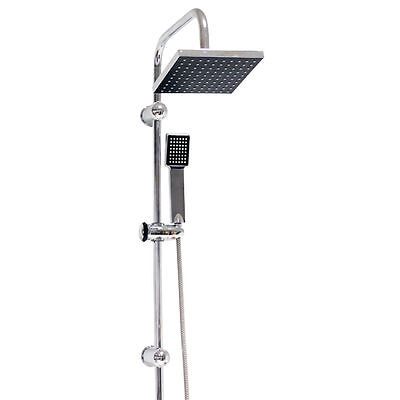 Regendusche Duschset Duschpaneel Duschsäule Dusch System Garnitur Handbrause NEU