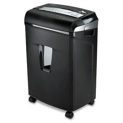 Aurora Jamfree Au1235xa 12-sheet Cross-cut Paper Credit Card Shredder