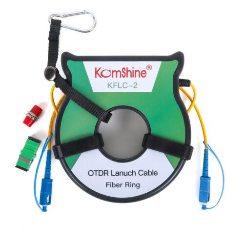 Singlemode OTDR Optical fiber rings OTDR dead zone eliminator 300m,500m,1000m